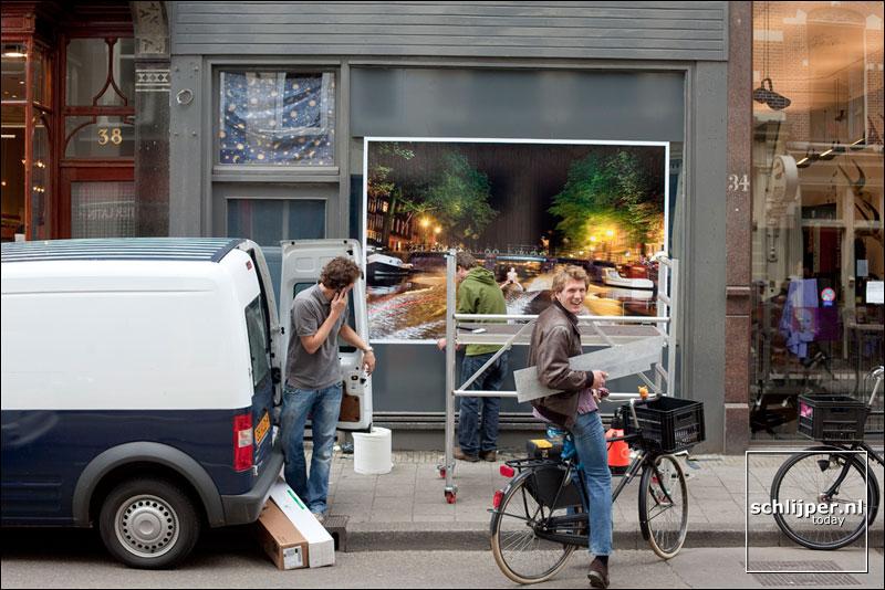 Nederland, Amsterdam, 28 mei 2009