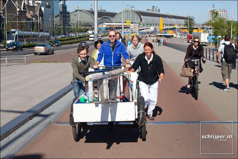 Nederland, Amsterdam, 29 mei 2009