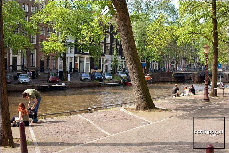 Nederland, Amsterdam, 31 mei 2009
