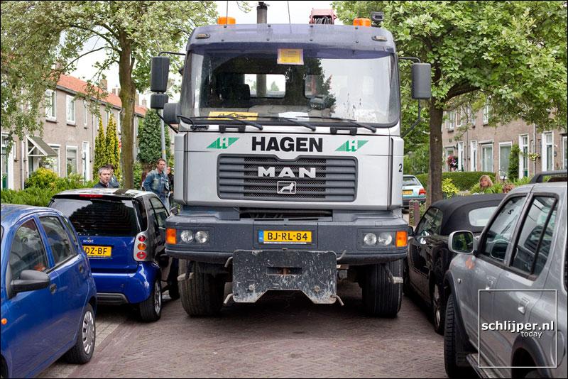 Nederland, Naarden, 4 juni 2009