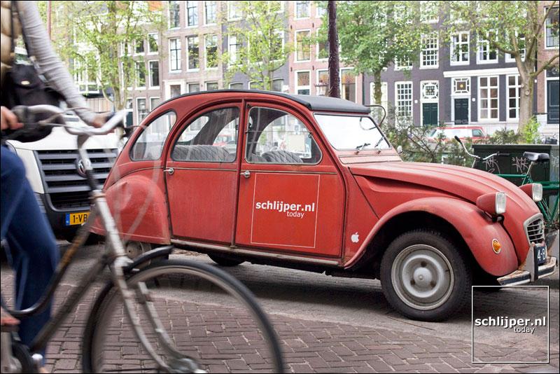 Nederland, Amsterdam, 5 juni 2009