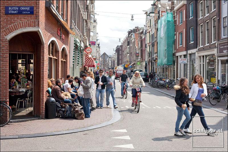 Nederland, Amsterdam, 7 juni 2009