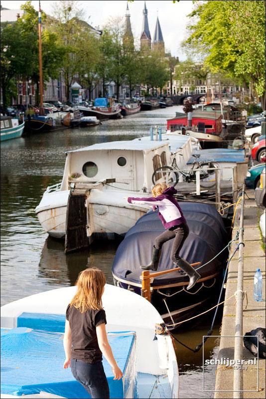 Nederland, Amsterdam, 11 juni 2009