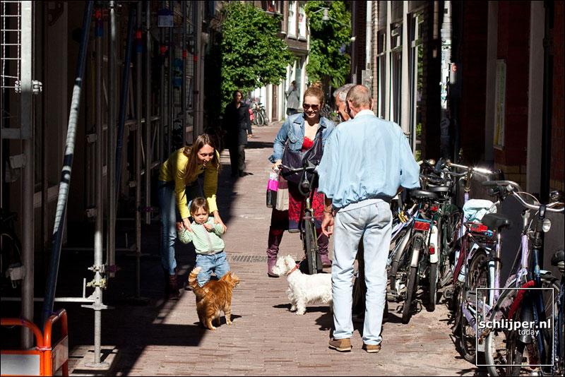 Nederland, Amsterdam, 12 juni 2009
