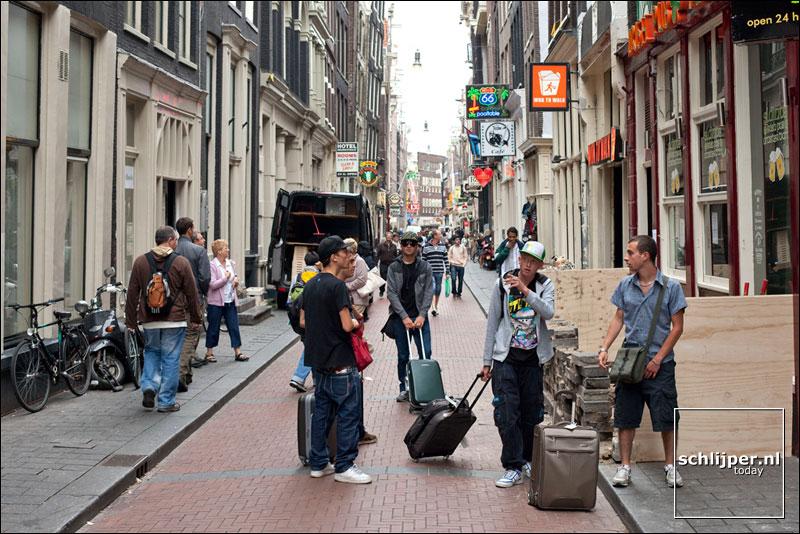 Nederland, Amsterdam, 15 juni 2009