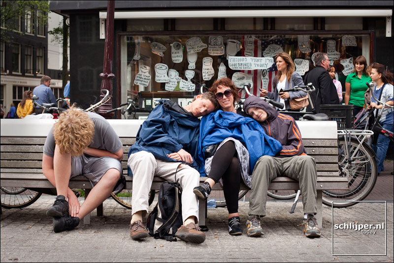Nederland, Amsterdam, 18 juni 2009