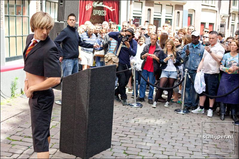 Nederland, Amsterdam, 19 juni 2009