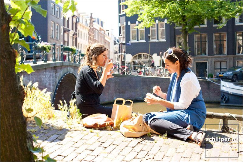 Nederland, Amsterdam, 23 juni 2009