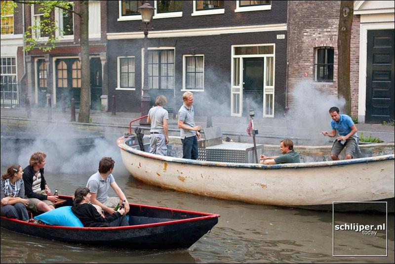 Nederland, Amsterdam, 25 juni 2009