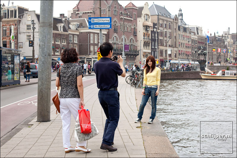 Nederland, Amsterdam, 27 juni 2009