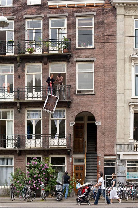 Nederland, Amsterdam, 28 juni 2009