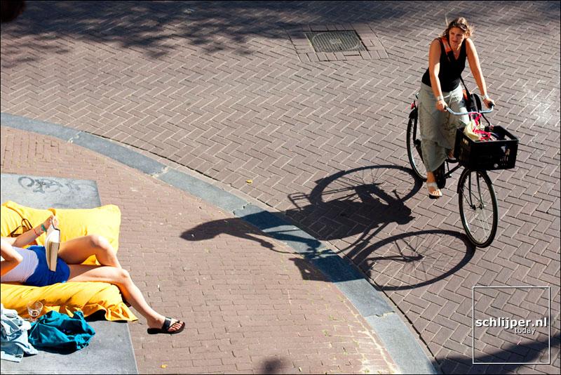 Nederland, Amsterdam, 1 juli 2009