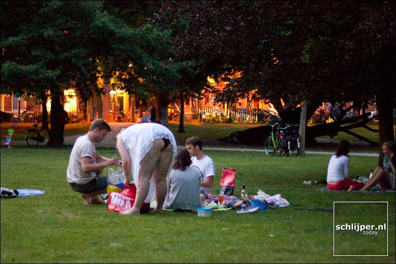 Nederland, Amsterdam, 2 juli 2009