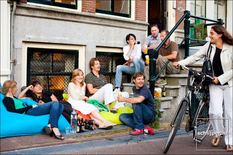 Nederland, Amsterdam, 3 juli 2009