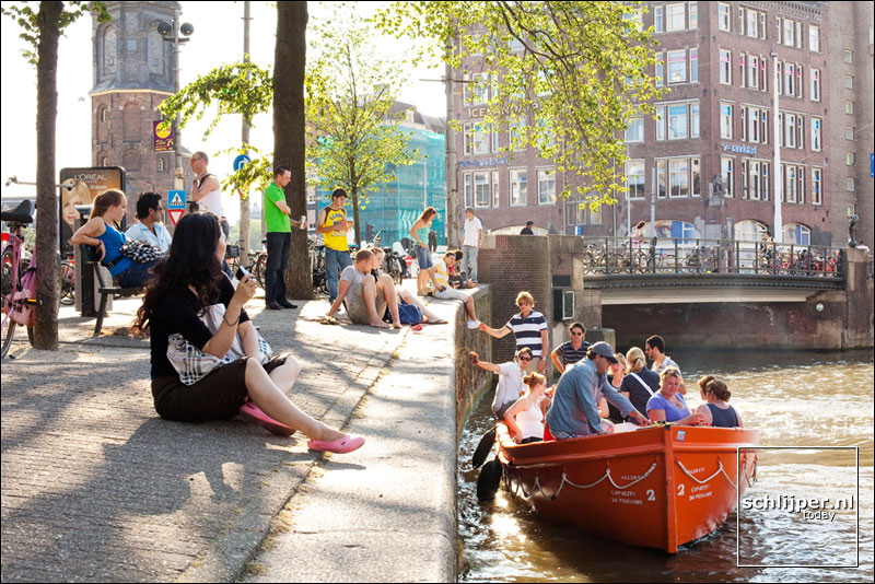 Nederland, Amsterdam, 4 juni 2009