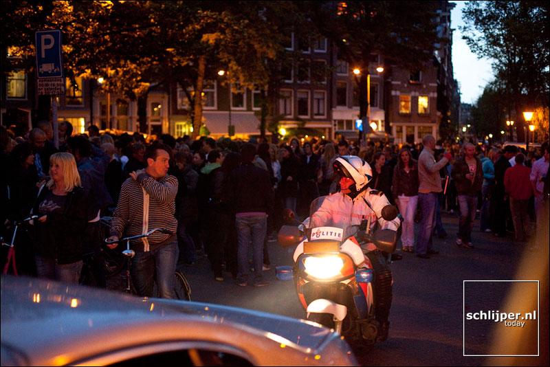 Nederland, Amsterdam, 10 juli 2009