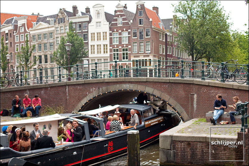 Nederland, Amsterdam, 11 juli 2009
