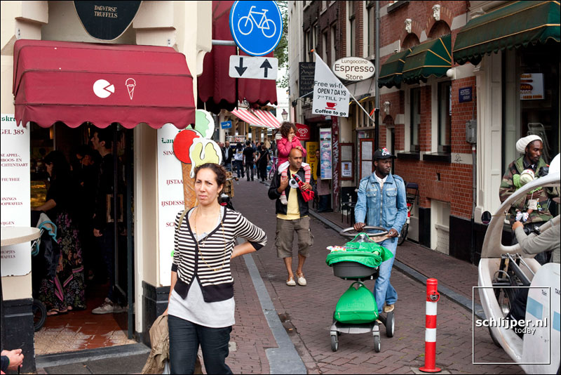 Nederland, Amsterdam, 12 juli 2009