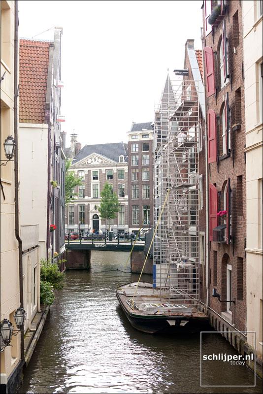 Nederland, Amsterdam, 15 juli 2009