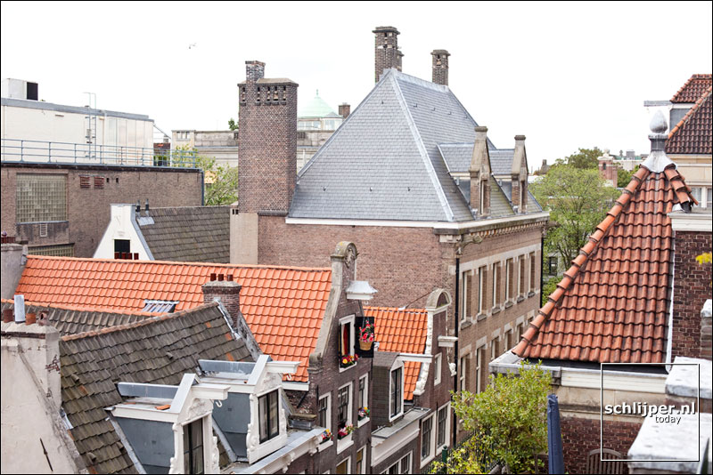 Nederland, Amsterdam, 20 juli 2009
