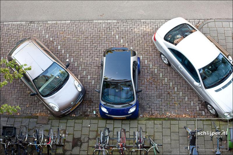 Nederland, Amsterdam, 23 juli 2009