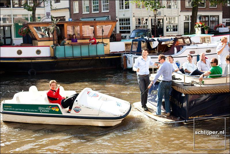 Nederland, Amsterdam, 25 juli 2009