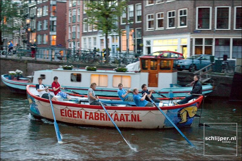 Nederland, Amsterdam, 29 juli 2009