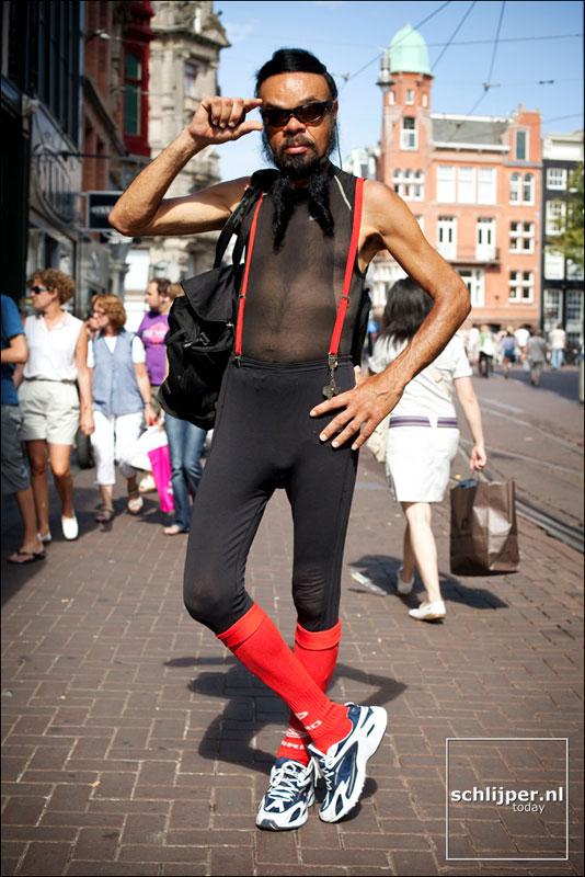 Nederland, Amsterdam, 5 augustus 2009