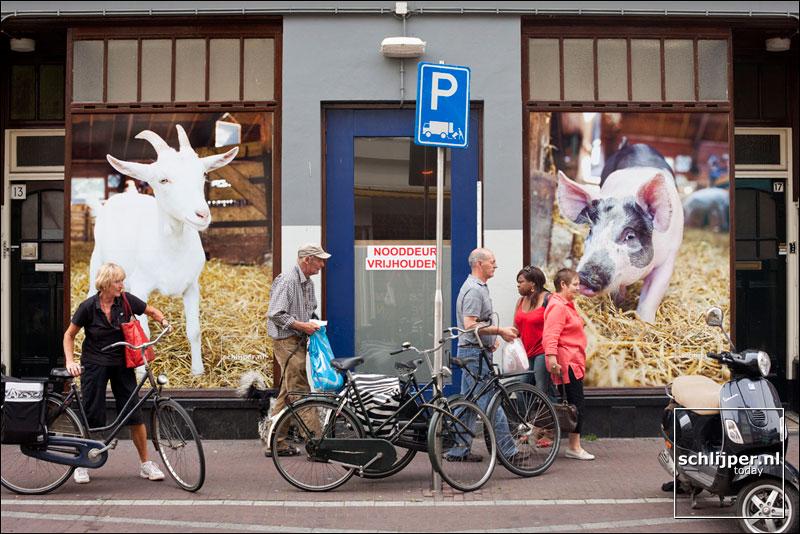 Nederland, Amsterdam, 7 augustus 2009