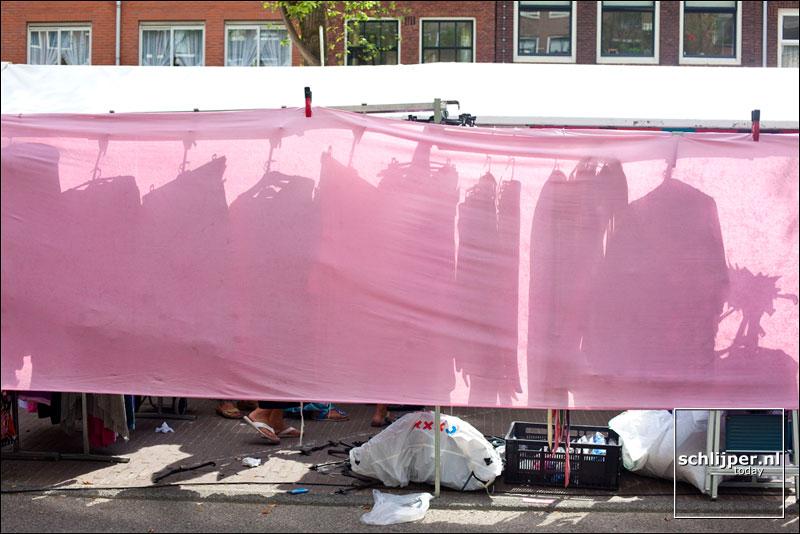 Nederland, Amsterdam, 8 augustus 2009