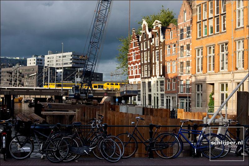 Nederland, Amsterdam, 12 augustus 2009