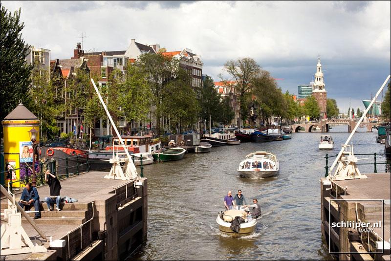 Nederland, Amsterdam, 13 augustus 2009