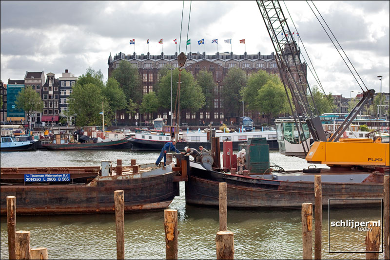 Nederland, Amsterdam, 17 augustus 2009