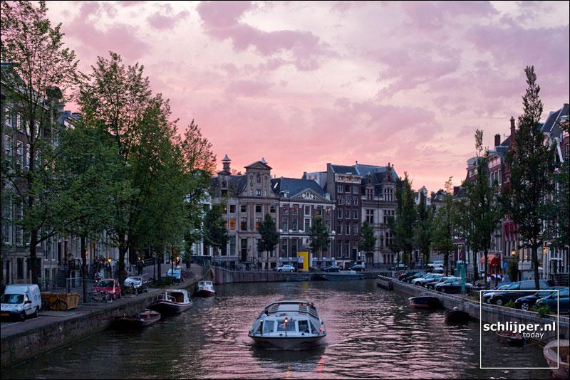 Nederland, Amsterdam, 20 augustus 2009
