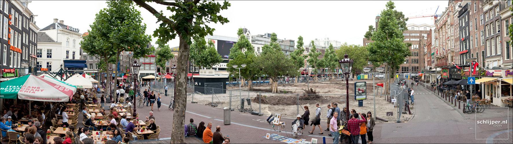 Nederland, Amsterdam, 21 augustus 2009