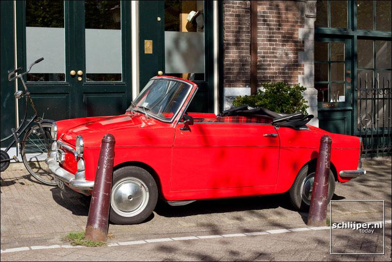 Nederland, Amsterdam, 22 augustus 2009