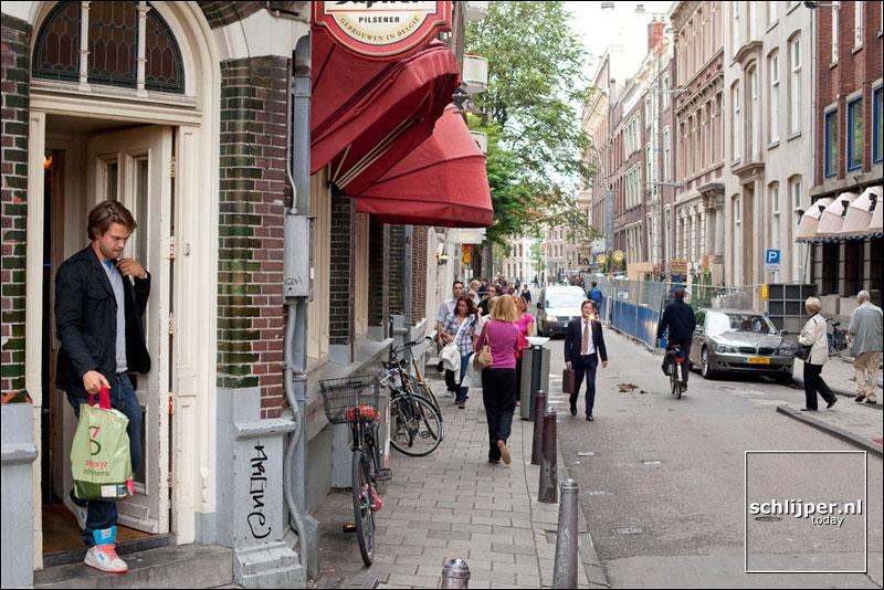 Nederland, Amsterdam, 25 augustus 2009