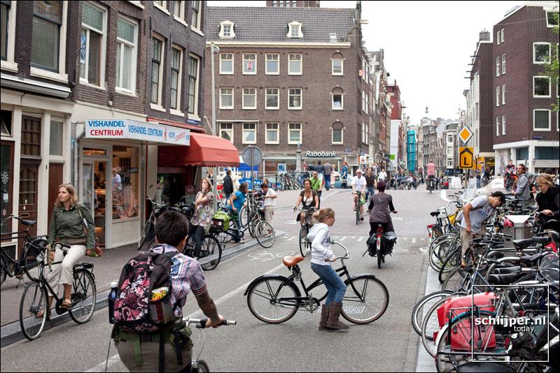 Nederland, Amsterdam, 26 augustus 2009