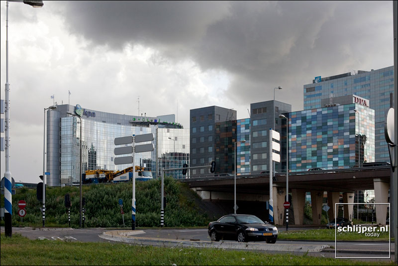 Nederland, Amsterdam, 28 augustus 2009