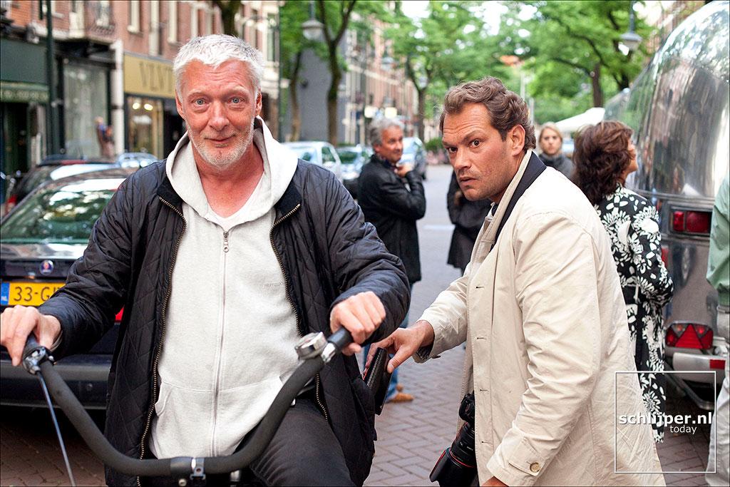 Nederland, Amsterdam, 3 september 2009