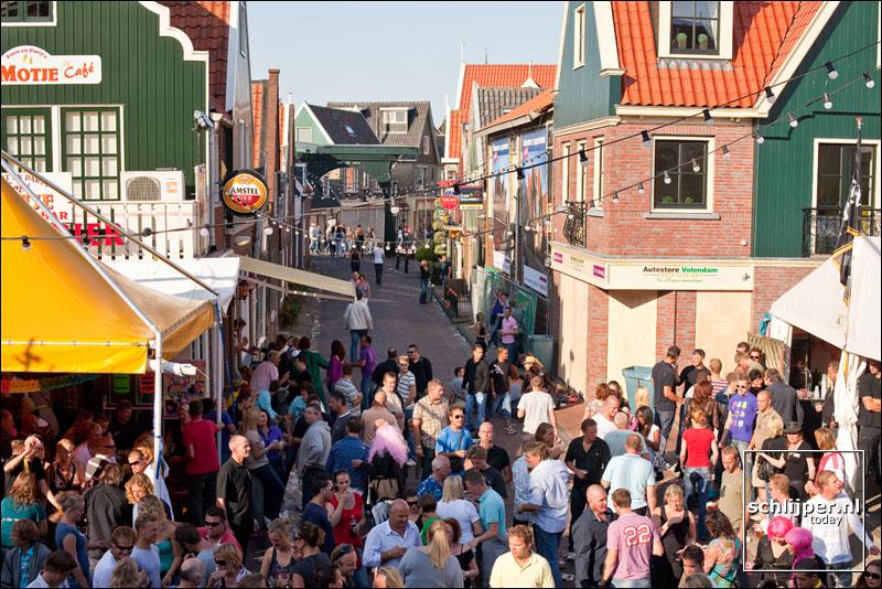 Nederland, Volendam, 7 september 2009