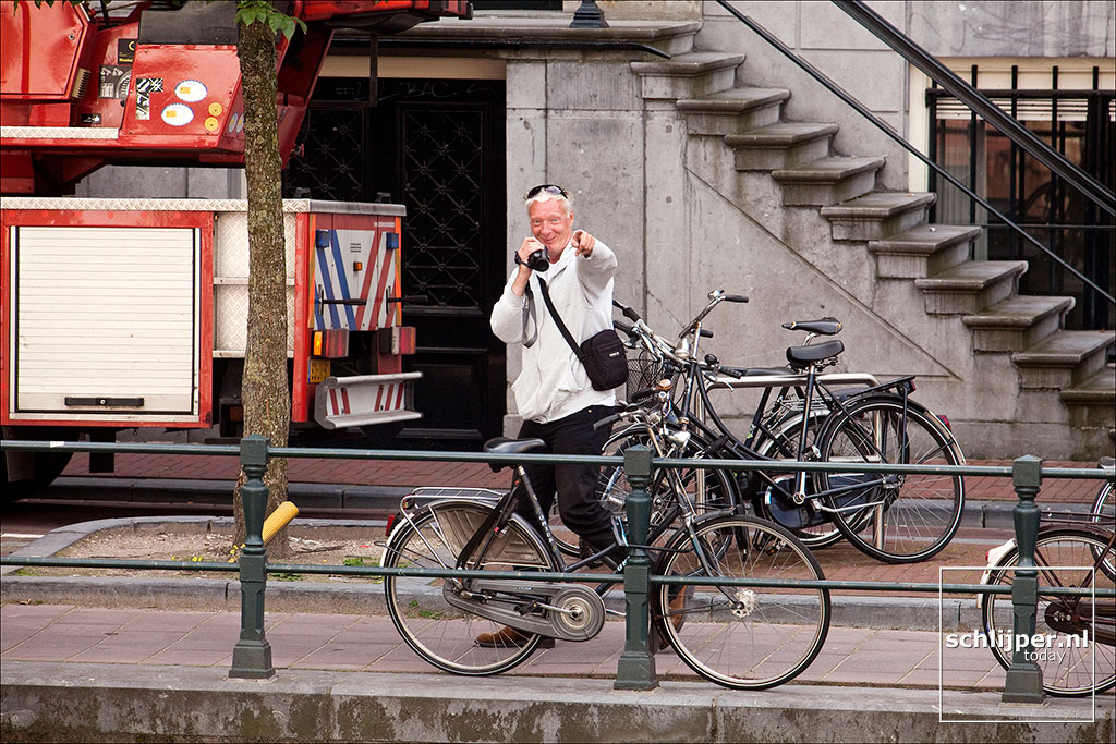 Nederland, Amsterdam, 9 september 2009