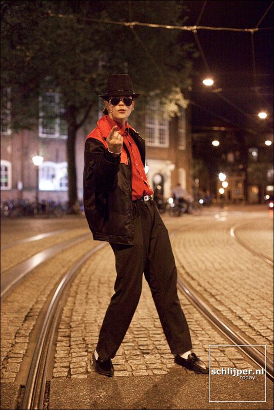 Nederland, Amsterdam, 10 september 2009