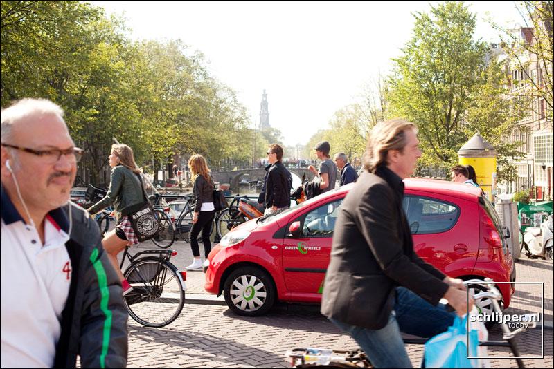 Nederland, Amsterdam, 18 september 2009