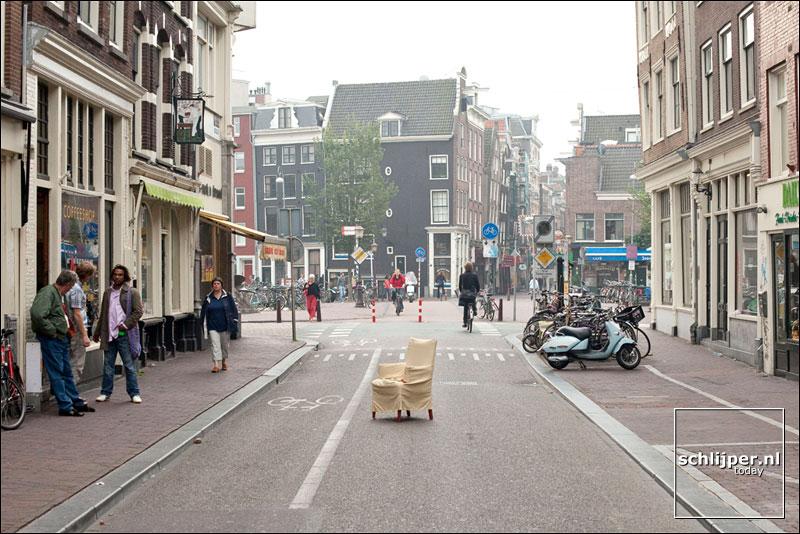 Nederland, Amsterdam, 20 september 2009