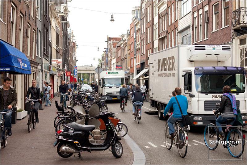 Nederland, Amsterdam, 22 september 2009