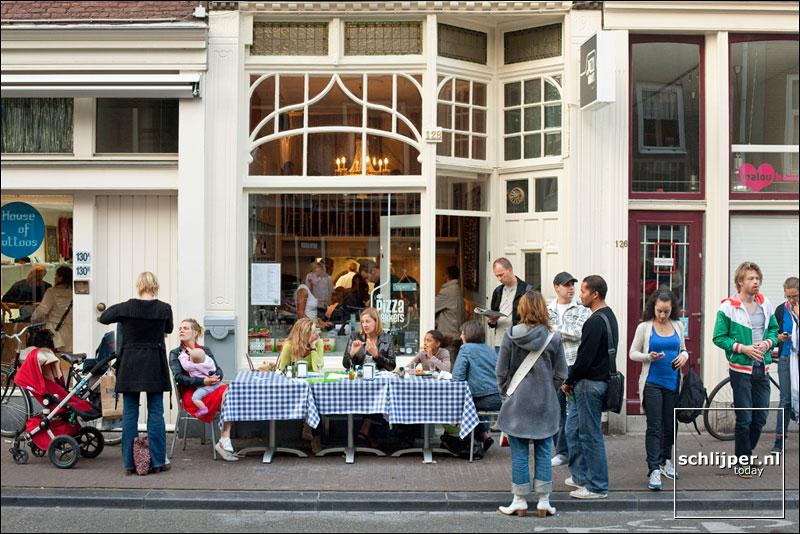 Nederland, Amsterdam, 26 september 2009