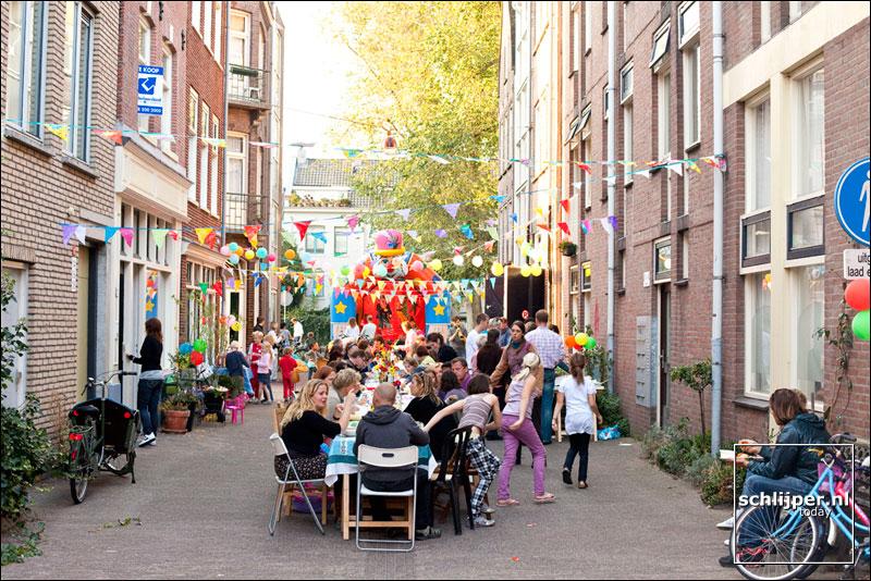 Nederland, Amsterdam, 27 september 2009