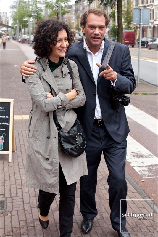 Nederland, Amsterdam, 29 september 2009