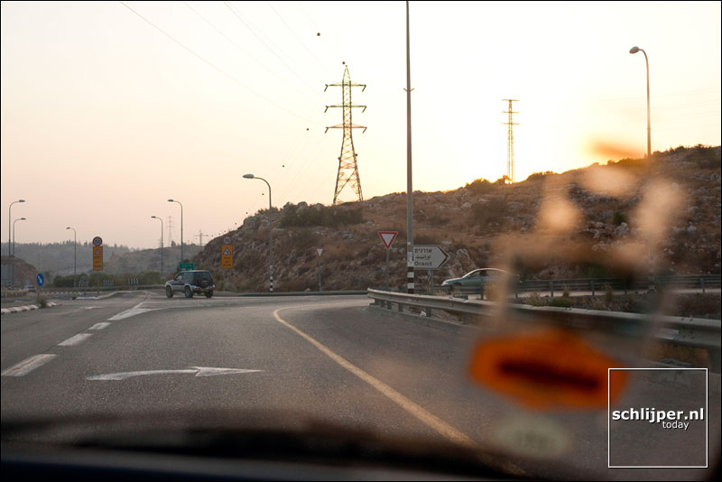 Israel, Oranit, 9 oktober 2009
